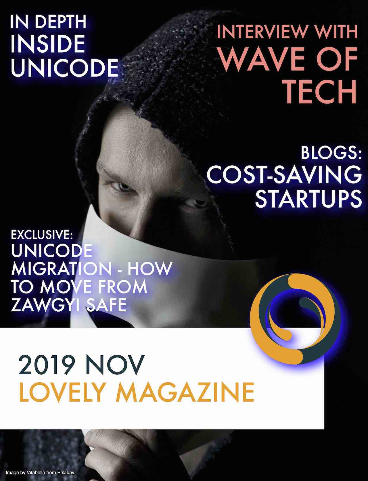 Lovely Mag - Nov 2019 Issue