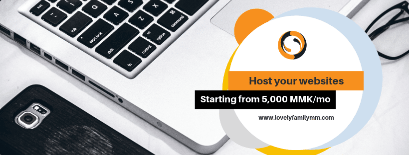 Host your website - Lovely Family Host